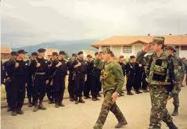 Moment lufte - Njësiti elit 'Shqiponjat e zeza' – Ramush Haradinaj